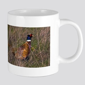 (6) Pheasant 407 Stainless Steel Travel Mugs