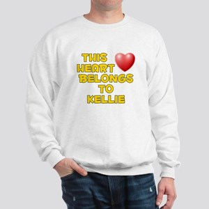 This Heart: Kellie (D) Sweatshirt