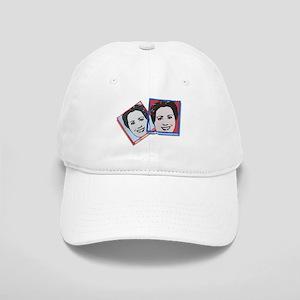 Pop Art Hillary Baseball Cap