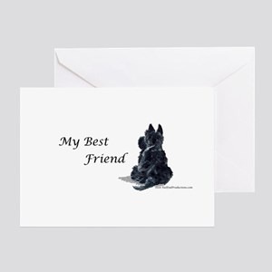 Scottish Terrier AKC Greeting Cards