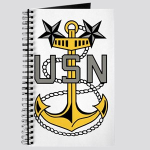 Master Chief Petty Officer Journal