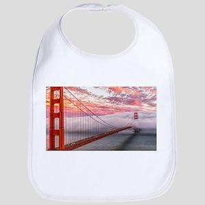 Golden Gate Bridge Baby Bib