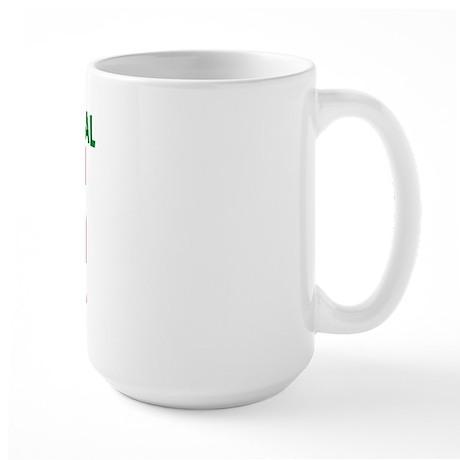 MADE IN SENEGAL Large Mug