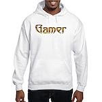 Gamer (Gold) Hooded Sweatshirt