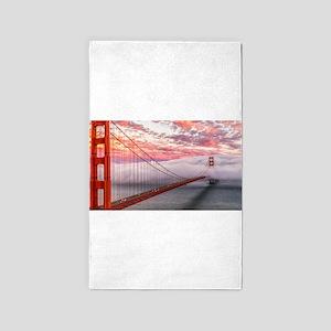 Golden Gate Bridge Area Rug