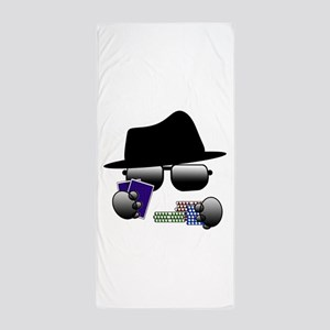poker Beach Towel