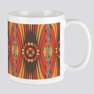 Geometric extravaganza Mugs