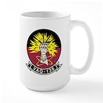 VAQ-136 Gauntlets Large Mug