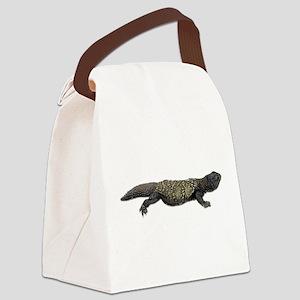 Mali Uromastyx Canvas Lunch Bag
