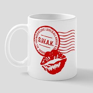Love Stamp Mug