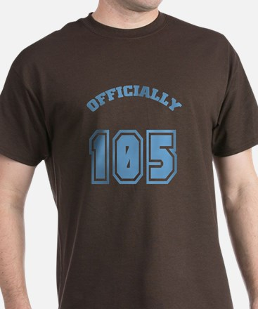Officially 105 T-Shirt
