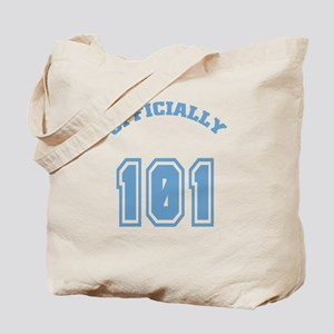 Officially 101 Tote Bag