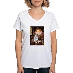 The Queen's Corgi (Bl.M) Shirt