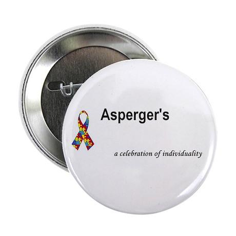 Autism/Asperger's Awareness Button