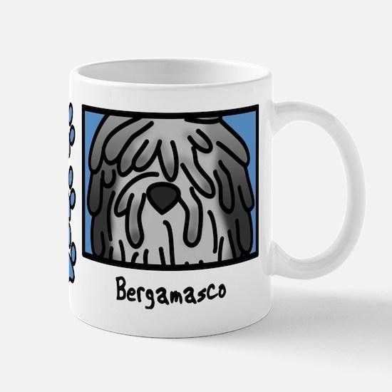 Anime Bergamasco Mug