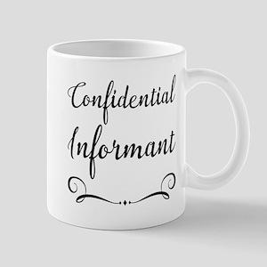 Confidential Informant Mugs