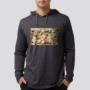 Sea Shells Long Sleeve T-Shirt