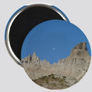 "Good Moon in a Bad Land 2.25"" Magnet (100 pac"