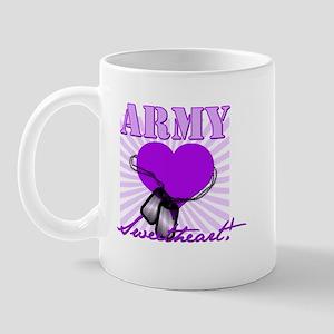 Army Sweetheart Mug