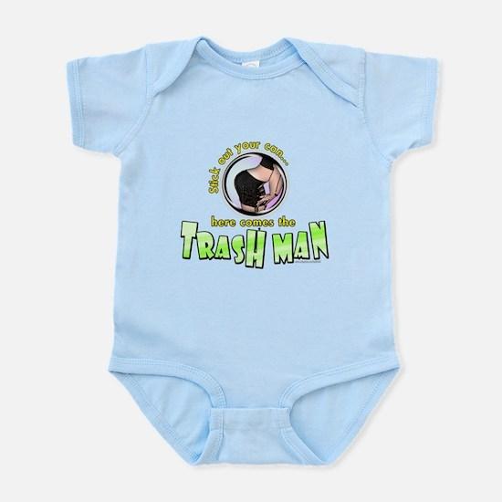 Trash Man... Infant Bodysuit