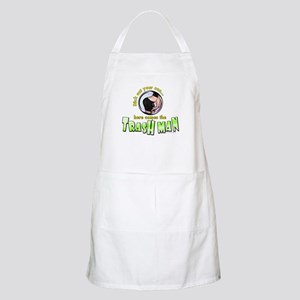 Trash Man... BBQ Apron