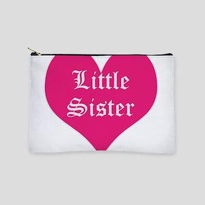 Little Sister, Heart, Makeup Bag