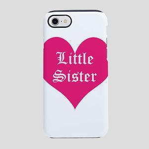 Little Sister, Heart, iPhone 8/7 Tough Case