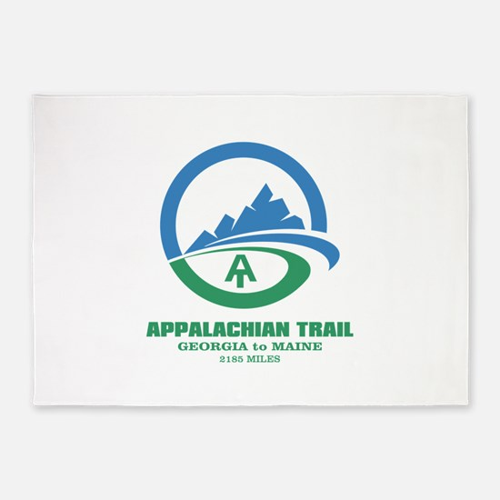Appalachian Trail 5'x7'Area Rug