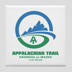 Appalachian Trail Tile Coaster