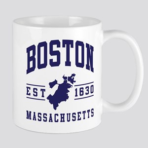 Boston massachusetts Mugs