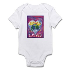 Angel Love Infant Bodysuit