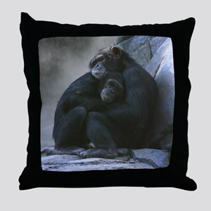 Companionship Throw Pillow