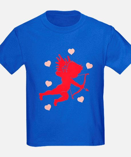 Cupid and Hearts T