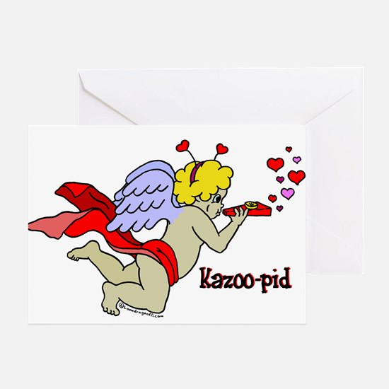 Kazoo-pid Greeting Card