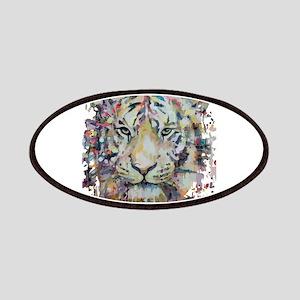 Color Tiger Patch