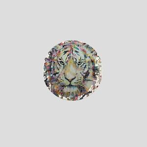 Color Tiger Mini Button