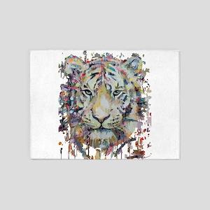 Color Tiger 5'x7'Area Rug