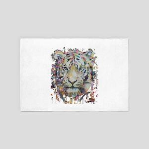 Color Tiger 4' x 6' Rug