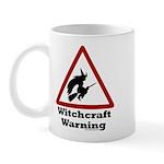Witchcraft Warning Mug