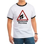 Witchcraft Warning Ringer T