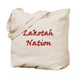 Lakotah Nation Tote Bag