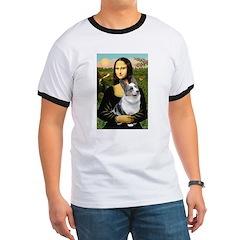 Mona's Corgi (Bl.M) T