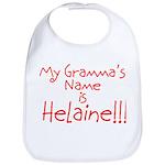 I'm Helaine Bib