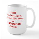 I'm Helaine Large Mug