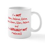 I'm Helaine Mug