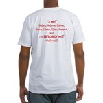 I'm Helaine Fitted T-Shirt