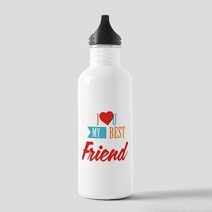 Best friends Stainless Water Bottle 1.0L