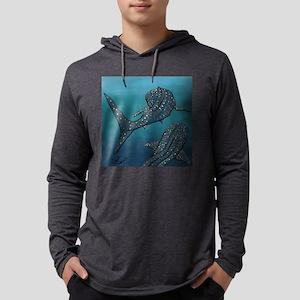 Whale Sharks Long Sleeve T-Shirt
