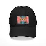 Wilson Tartan & Badge Black Cap
