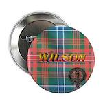 Wilson Tartan & Badge Button